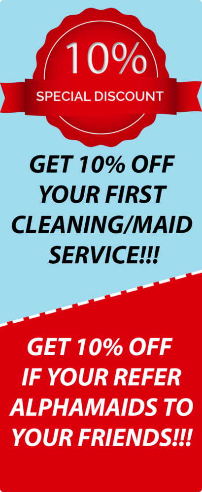 alphamaids cleaning services discount